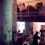 Säulen, Bar + Empore