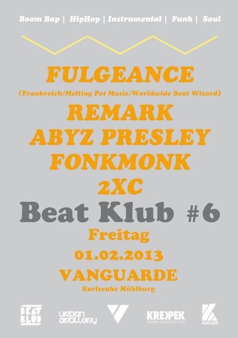 FULGEANCE @ BEAT KLUB #6