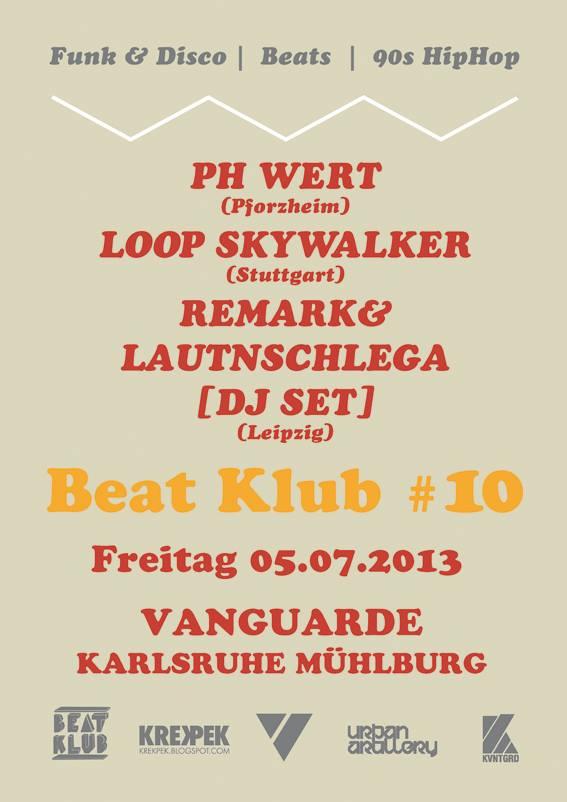 05.07.2013 | Beat Klub #10