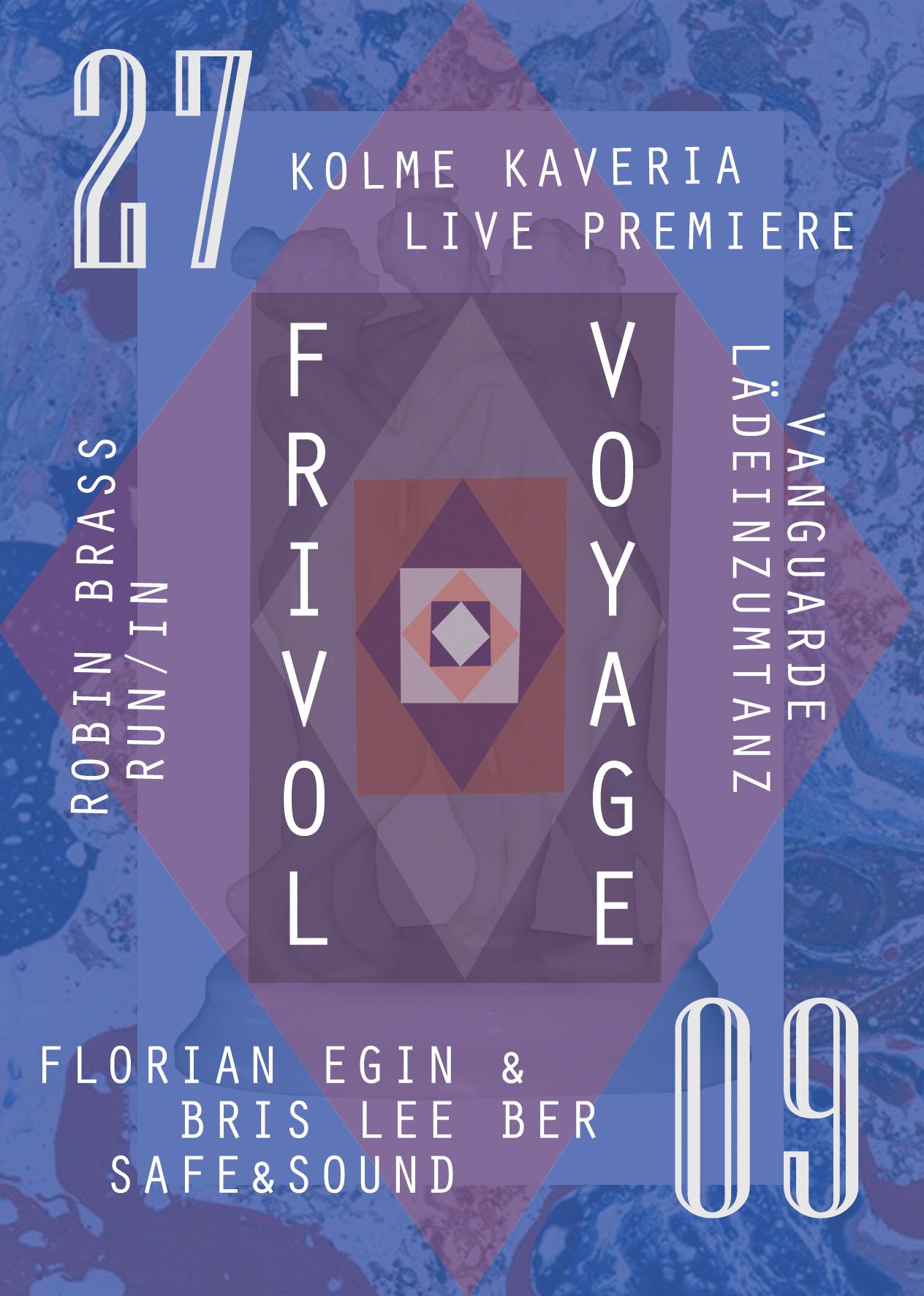 Frivol Voyage