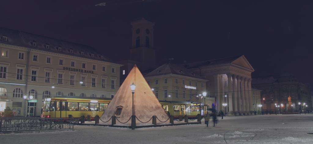 Pyramide in Karlsruhe