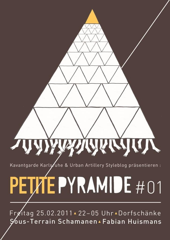 petite pyramide #1