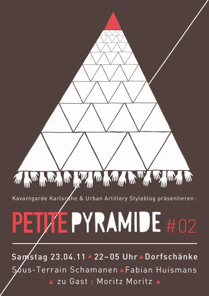 petite pyramide #2