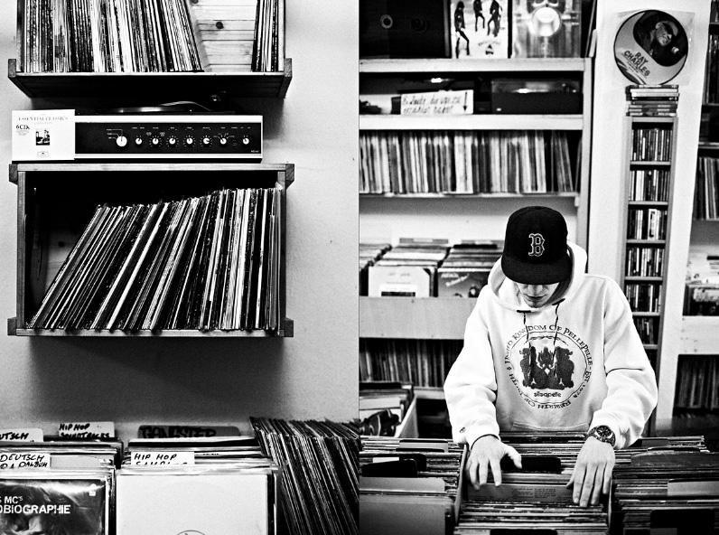 DJ Q-FINGAZ @ Beat Klub am 02.05.2014 - Foto von fabian-stuertz.de
