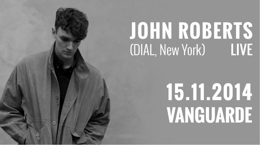 15.11.2014 | John Roberts