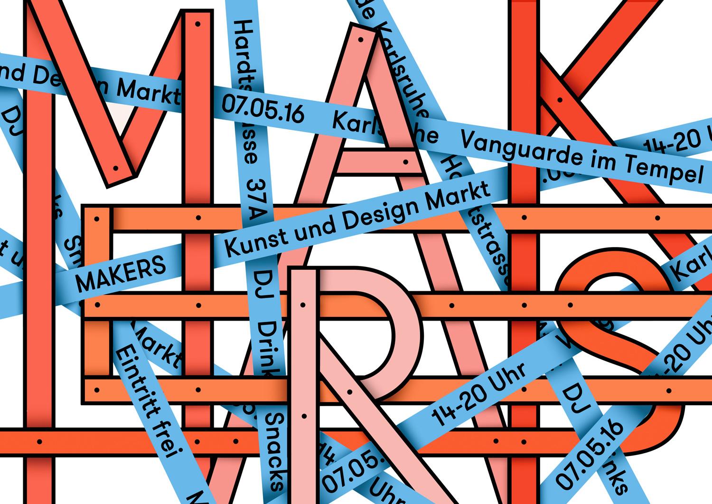 07.05.2016 | MAKERS Kunst- und Designmarkt