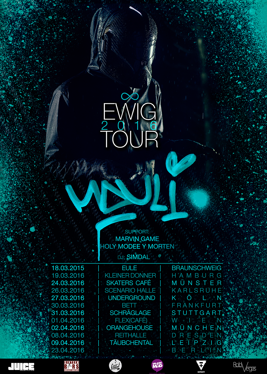 26.03.2016 | MAULI-Konzert in der Scenario-Halle