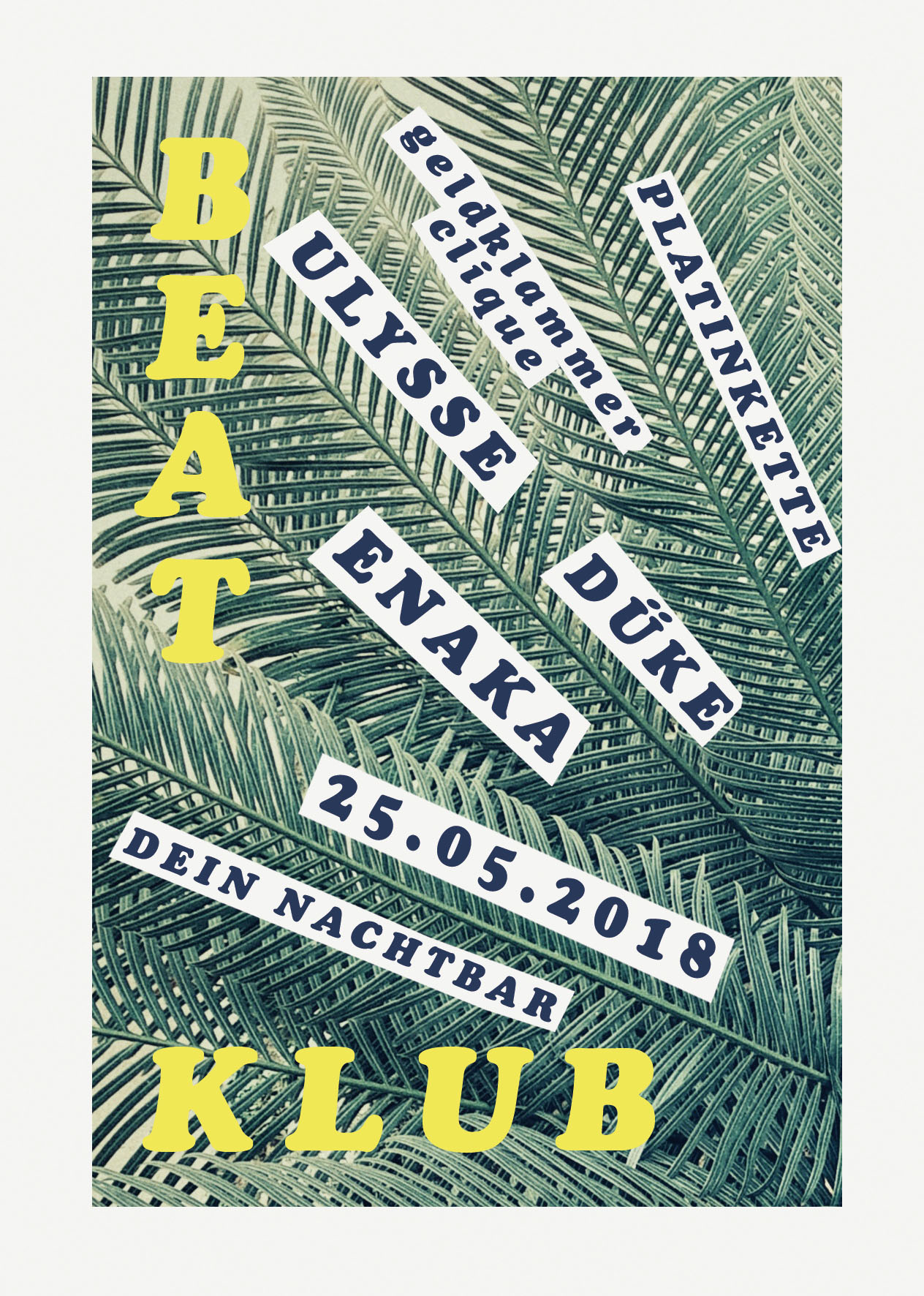 25.05.2018 | Beat Klub is back