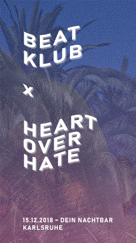 BEAT KLUB x HEART OVER HATE